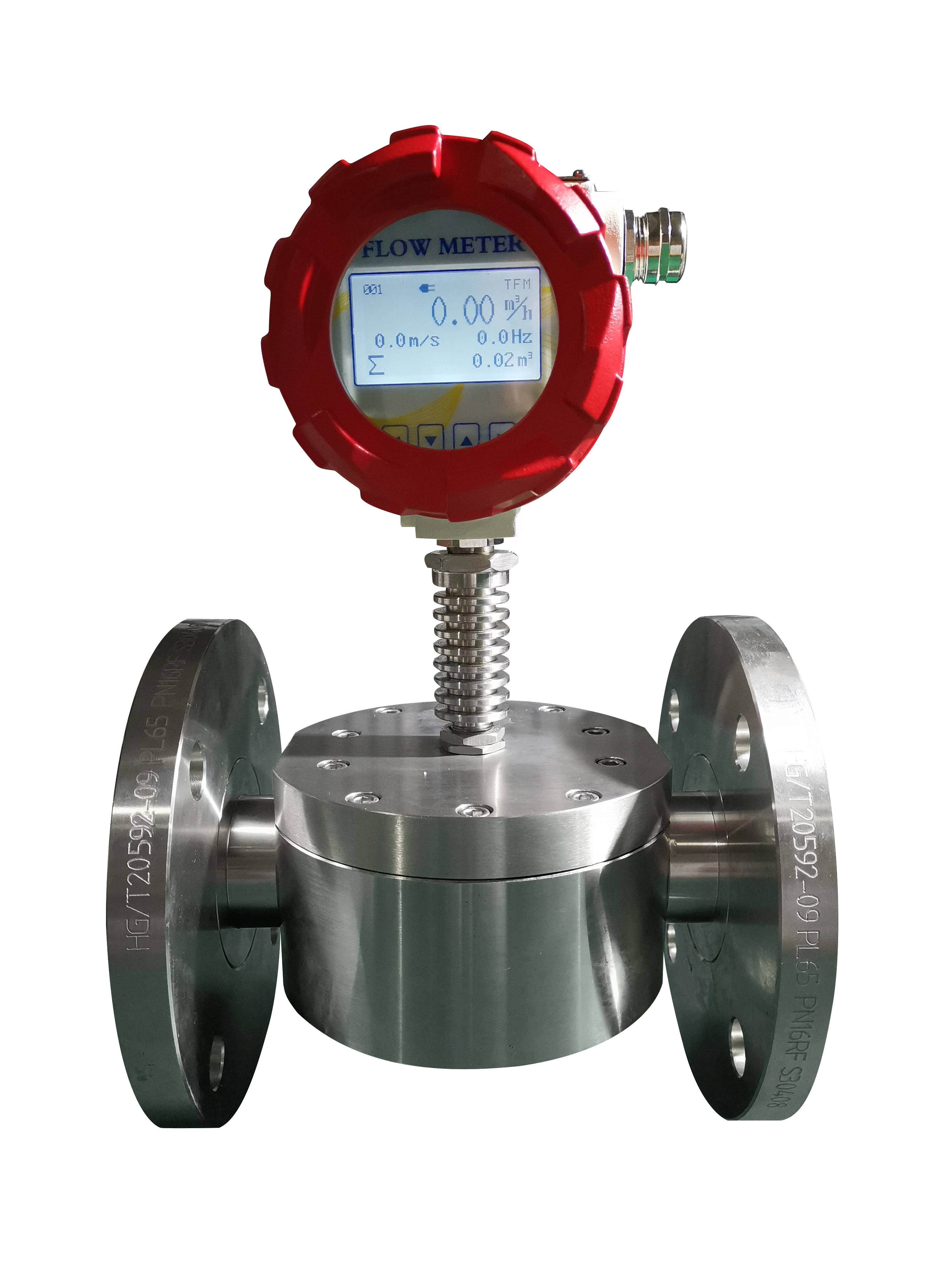 Oval gear flow meter and Coriolis Flow meter to be used as digital chemical flow meter